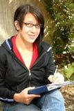 Student stock fotografie
