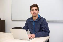 Student Royaltyfri Bild