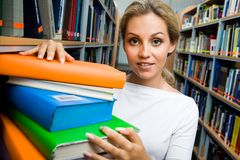 Student Royalty Free Stock Photo