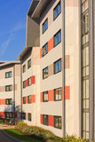 Student accommodation. Located at the University of Reading stock images