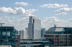 Student Accommodation Tower, London Stockbild