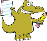 Student Alligator Stock Images