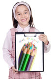 Student back to school Stock Images