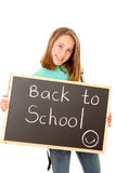 Back to school student Stock Photo