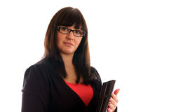 Student with books Royalty Free Stock Photo