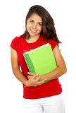 Student with books Stock Images