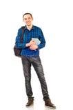 Student boy Royalty Free Stock Photo