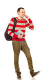 Student boy Royalty Free Stock Image