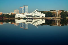 The student center of Tianjin university Stock Image