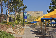 Student Center, UC San Diego Royalty Free Stock Photography