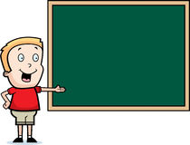 Student Chalkboard Stock Photos