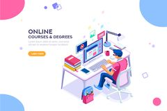 Free Student Character Study For Graduation Stock Image - 119224841