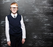 Student at classroom Royalty Free Stock Image