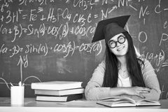 Student at college Stock Images