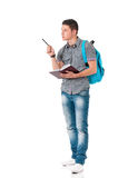 Student of college or university Stock Photos