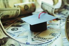 Student Debt High Quality. Stock Photo stock photography
