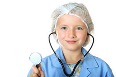 Student doctor Royalty Free Stock Images