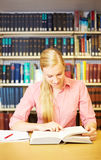 Student doing homework Royalty Free Stock Photo