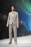 Student fashion show Stock Photo