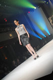 Student fashion show Royalty Free Stock Images