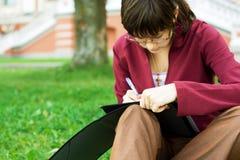 Free Student Girl Royalty Free Stock Photos - 3027618