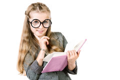 A student girl Royalty Free Stock Image