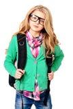 Student girl Stock Photos