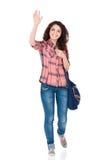 Student girl Royalty Free Stock Photos