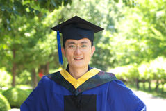 Student graduation Royalty Free Stock Photos