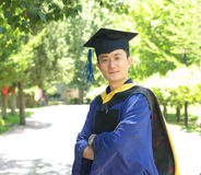 Student graduation Royalty Free Stock Image