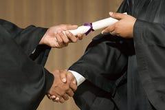 Student graduation ceremony Stock Photography