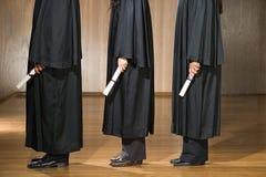 Student graduation ceremony Royalty Free Stock Photo