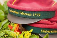 Student graduation ceremony of Vilnius University Stock Images