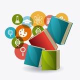 Student graduation design Stock Images
