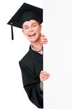Student guy Royalty Free Stock Image