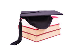 Student hat Royalty Free Stock Photos