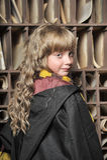 Student of Hogwarts school of magic Stock Photos