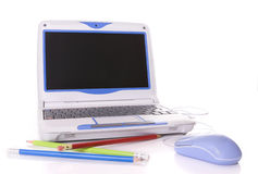 Student laptop Stock Images