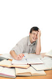 Student Laughing Royalty Free Stock Images