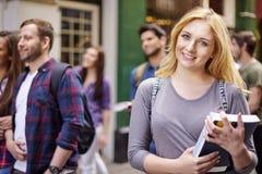 Student Life Royalty-vrije Stock Foto's