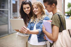 Student life Royalty Free Stock Images