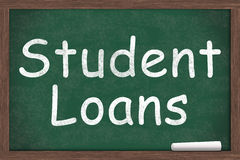 Student Loans Stock Photography