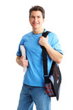 Student man Stock Images