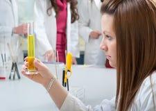 student medycyny Zdjęcie Royalty Free