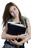 Student with nice smile Stock Photography
