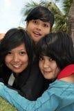 Student outdoor Stock Photo