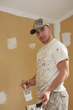 Student painter Stock Photography