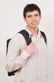 Student portrait Royalty Free Stock Photos