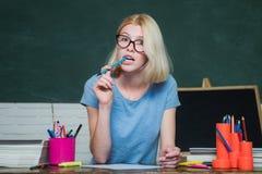Student. Portrait of a female student in university. World teachers day. Thank You Teacher. Portrait of Female