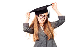 A student Stock Image